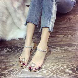 Giày sandal xỏ ngón nữ thời trang giá sỉ, giá bán buôn