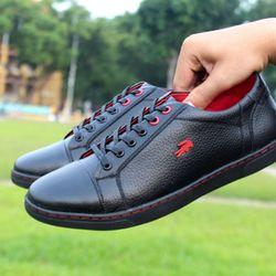 Giày nam da dáng thể thao - TT18 cung cấp bởi MENLI