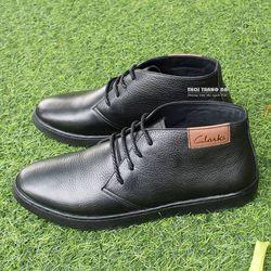 Giày nam cổ lửng CLARKS sang chảnh - CC21 cung cấp bởi MENLI