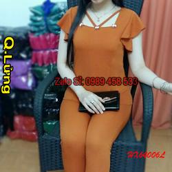 Đồ Bộ Cát Hàn 45- 55Kg Mã HX640 Quần Lửng giá sỉ