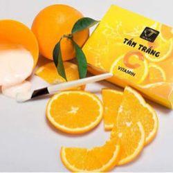 Tắm Trắng Cam Vitamin C giá sỉ