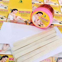 wax lông kèm que gạt và giấy giá sỉ
