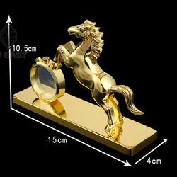 Nước hoa con ngựa vàng trang trí cho xe hơi xe ôtô xe tải bàn làm việc mọi việc luôn thành công suông sẻ XT15 vàng giá sỉ