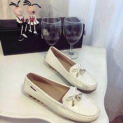 giày mọi da cao câp giá sỉ