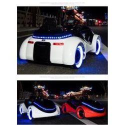 Xe điện 4 bánh có đèn chịu tải 35kg 4 chế độ đặt hàng báo trước 1 tiếng giá sỉ