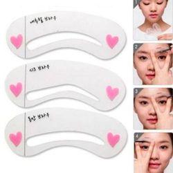 Khuôn Kẻ Chân Mày Mini Brow Class Hàn Quốc giá sỉ