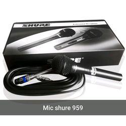 MIC SHURE 959 giá sỉ