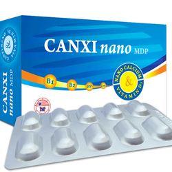 CANXI NANO MDP bổ sung calci và vitamin giá sỉ