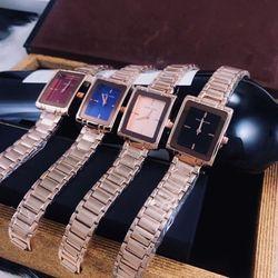 Đồng hồ nữ vuông giá sỉ