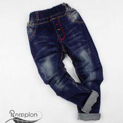 Quần jean dài bé trai giá sỉ