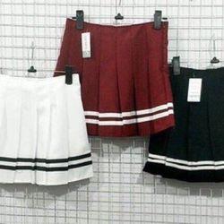 Chân váy tennis viền 2 sọc cực xinh giá sỉ