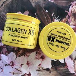 Kem Dưỡng Body Siêu Trắng Collagen X8 Mới giá sỉ