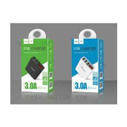 HOCO - Cóc Sạc 3 cổng USB C15 giá sỉ