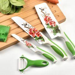 Bộ dao nhà bếp 5 món không gỉ giá sỉ