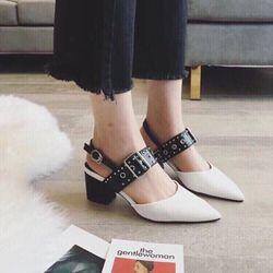 giày sandal got vuông mui nhọn giá sỉ