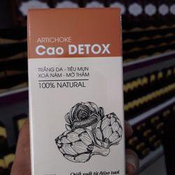 Cao Detox tiêu độc VV giá sỉ