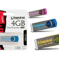Kingston - USB Kingston L1 - 4GB - chất liệu nhựa giá sỉ