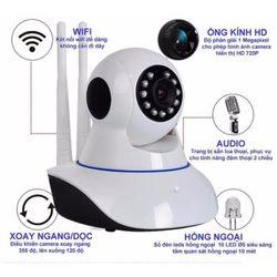 Camera giám sát IP Wifi Không Dây Yoosee 2 Râu giá sỉ