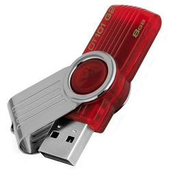Kingston - USB Kingston L1 - 8GB - chất liệu nhựa giá sỉ