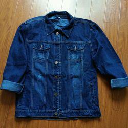 áo khoác jean nam giá sỉ