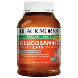 Blackmores Glucosamine Sulfate 1500mg One-A-Day 180 Tablets - Thuốc bổ xương khớp giá sỉ