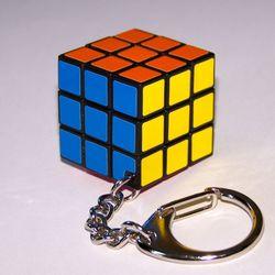 Móc khóa rubiC mini CT09 màu sắc ngẫu nhiên giá sỉ