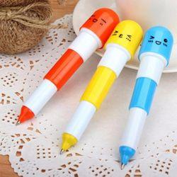 bút bi hình viên thuốc đáng yêu cho bé giá sỉ