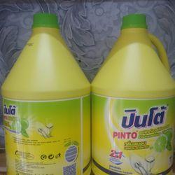 Nước rửa chén Pinto Thái Lan 38L giá sỉ