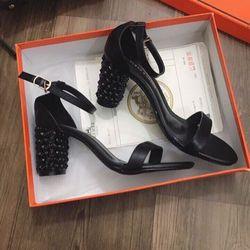 giày sandal got vuông sò giá sỉ