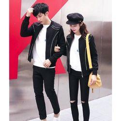 áo khoát cặp kaki viền sọc giá sỉ