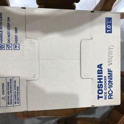 Nồi cơm điện tử Toshiba RC MNF 10 1 lít hãng phân phối chính thức giá sỉ
