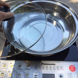 Bếp từ Panaso DH129T tặng kèm nồi lẩu giá sỉ, giá bán buôn