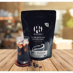 R COFFEE 100 Robusta Coffee - 1 500gr - PHÚ GIA Cà Phê Rang Xay Nguyên Chất Hảo Hạng 100 giá sỉ
