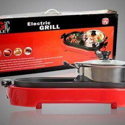 Bếp lẩu nướng điện Magic Bullet Electric Grill M-898A giá sỉ