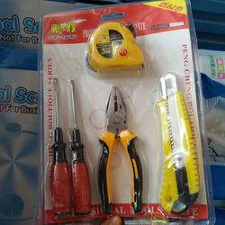 Bộ dụng cụ sửa chữa 5 món giá sỉ, giá bán buôn