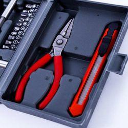 Bộ dụng cụ sửa chữa đa năng 24 món giá sỉ, giá bán buôn