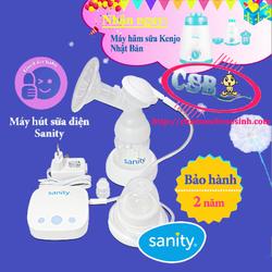 Máy hút sữa Sanity AP154AE giá KM cho mẹ giá sỉ