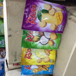 Bánh Quy Thái Lan Ricco kem dừa giá sỉ