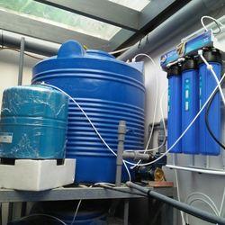 Máy lọc nước RO công suất lớn cho nhà hàng quán ăn Model A300 45 lít/giờ giá sỉ