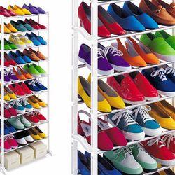 Kệ để giày dép 10 tầng giá sỉ