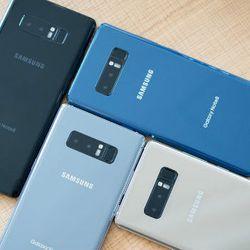 Galaxy Note8 giá sỉ