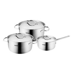 Bộ Nồi Canh Bếp từ Inox 304 Helen Supor S05S3-T1 16cm20cm 24cm giá sỉ