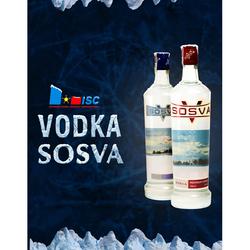 Rượu Vodka Sosva giá sỉ