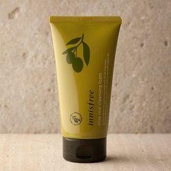 Sữa rửa mặt Innisfrees Olive Real Cleansing Foam -Hàng Super giá sỉ