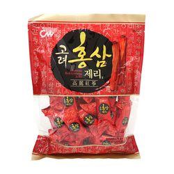 Kẹo dẻo hồng sâm Korean ginseng jelly candy 400g giá sỉ