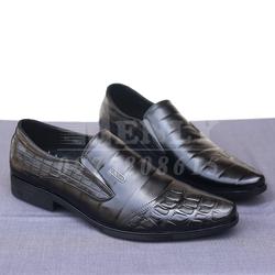 Giày nam da trẻ trung - GL127 cung cấp bởi MENLI