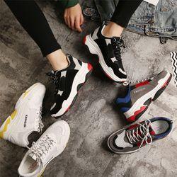 Giày sneaker nữ 68115 giá sỉ