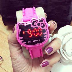 Đồng hồ Led Kitty giá sỉ