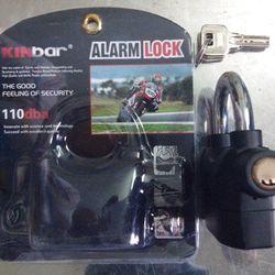 Ổ khóa báo động chống trộm Kinbar Màu đen giá sỉ