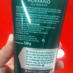 sỉ lượng lớn gel vuốt tóc romano giá sỉ